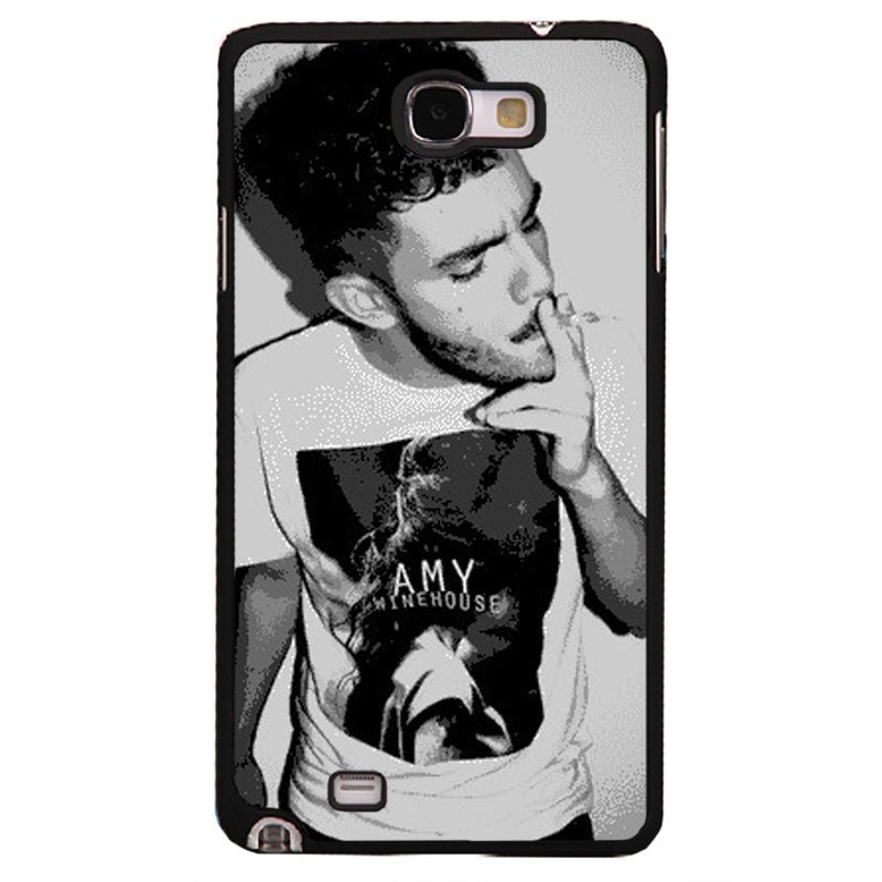 Y&M AMY Smoking Man Phone Case for Samsung Galaxy Note 1 Multicolor