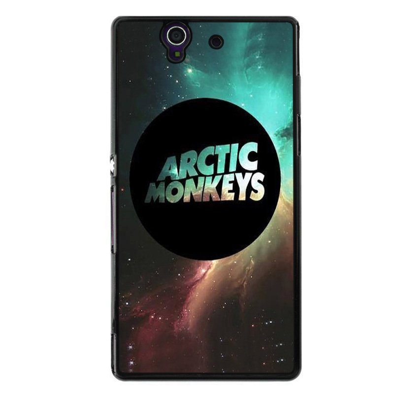 Y&M Arctic Monkeys Phone Shells for Sony L36H (Multicolor)