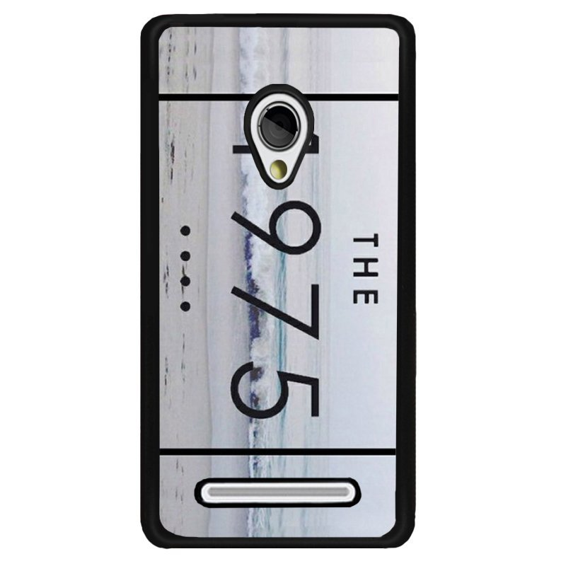 Y&M Asus Zenfone 5 Mobile Case The 1975 Printed Cover (Multicolor)