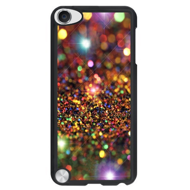 Y&M Bling Colorful Pattern iPod Touch 5 Phone Cover (Multicolor)