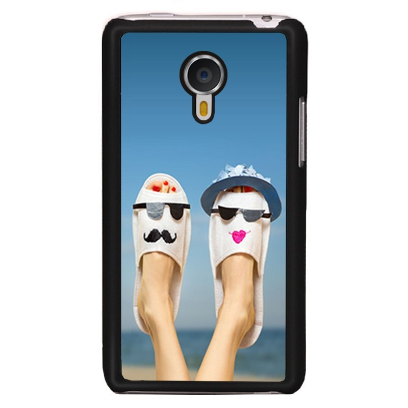 Y&M Cell Phone Case For Meizu MX 4 Pro Funny Shoses Pattern Cover (Multicolor)