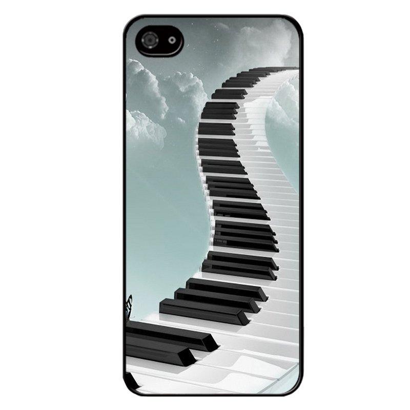 Y&M Creative Piano Way to Heaven Phone Case for BlackBerry Z10 (Multicolor)