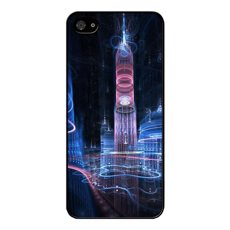 Y&M Fantasy Design iPhone 4/4s Phone Case (Multicolor)