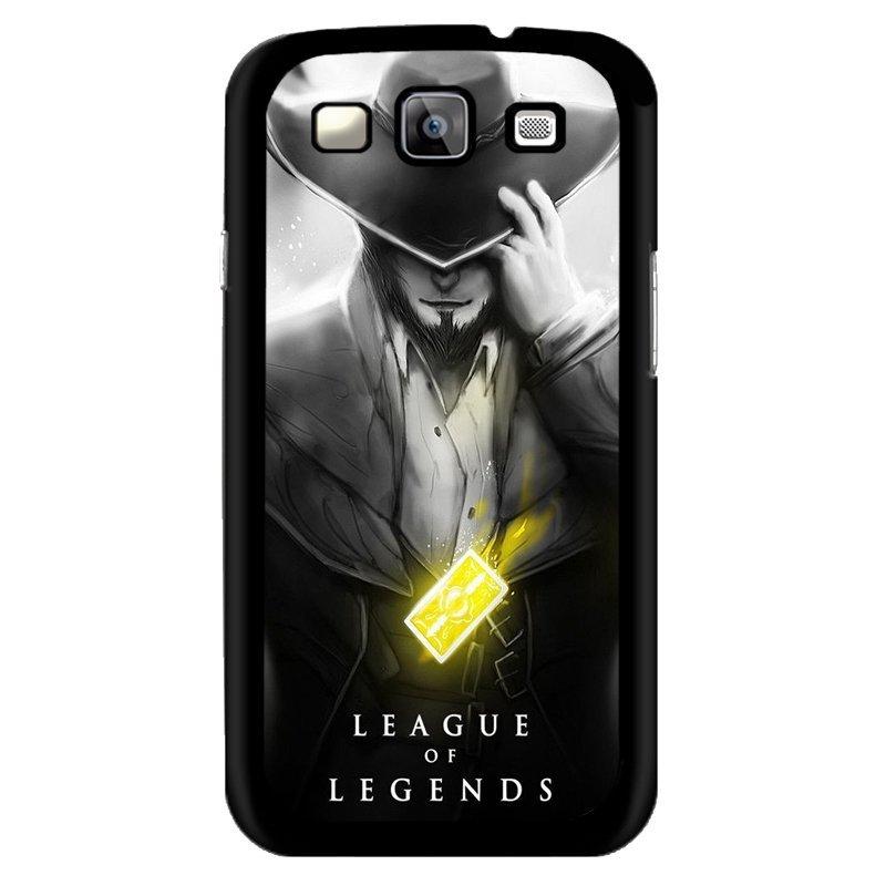 Y&M League of Legends Samsung Galaxy E5 Phone Case (Multicolor)
