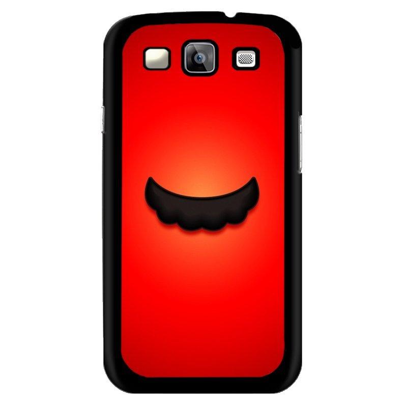 Y&M Moustache Samsung Galaxy Grand 2 Phone Case (Multicolor)