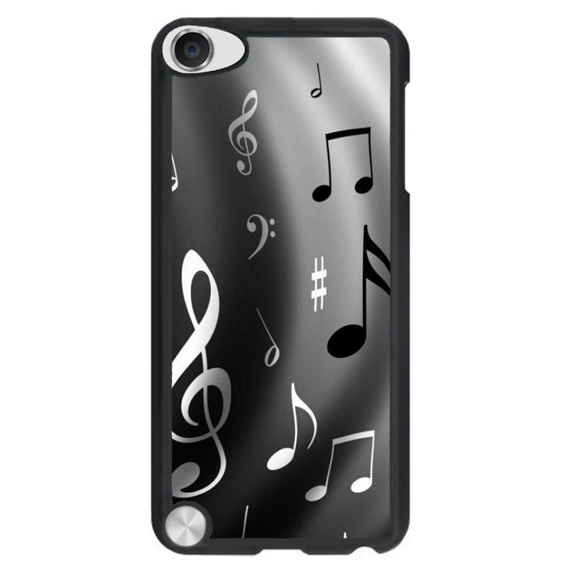 Y&M Music Notes iPod Touch 5 Phone Cover (Multicolor)