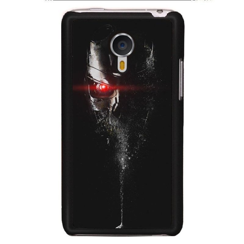 Y&M Phone Case For Meizu MX4 Pro Cool Skull Printed Cover (Multicolor)