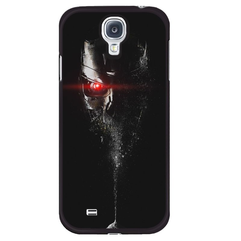 Y&M Phone Case For Samsung Galaxy Mega 6.3 Cool Skull Printed Cover (Multicolor)
