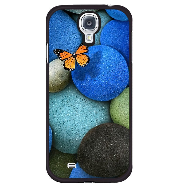 Y&M Phone Case For Samsung Galaxy S4 Beautiful Printed Cover (Multicolor)