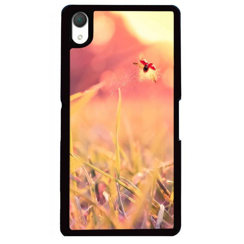 Y&M Plants and Insect Sony Xperia Z1 Phone Case (Multicolor)