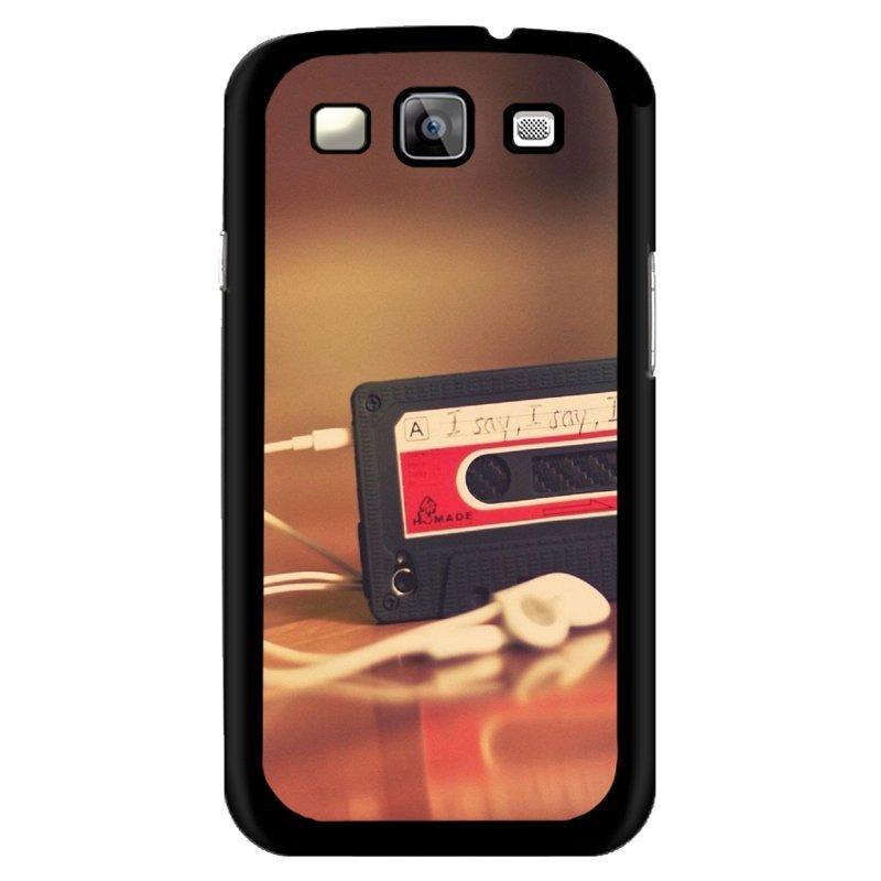 Y&M Retro Audiotape Samsung Galaxy E7 Phone Case (Multicolor)