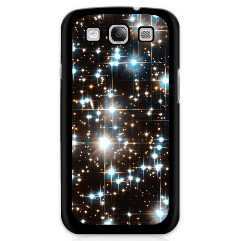 Y&M Shining Stars Samsung Galaxy S3 Phone Shells (Multicolor)