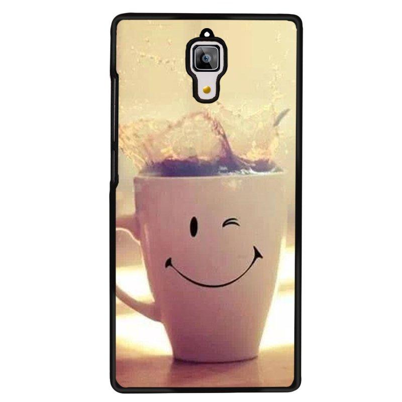 Y&M Smile Cup XiaoMi Mi 4 Phone Cover (Multicolor)