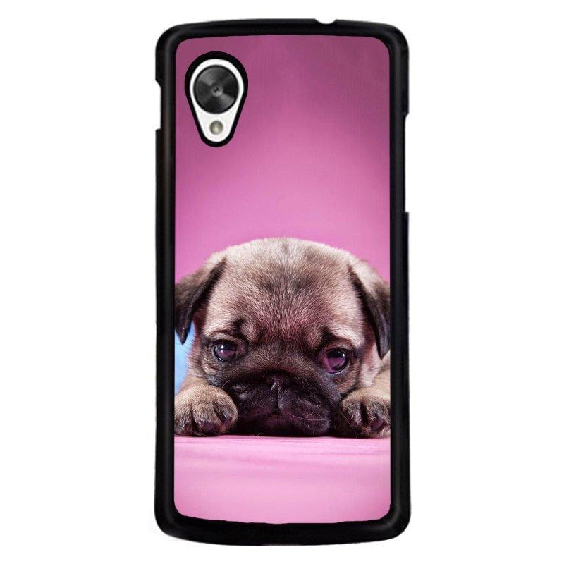 Y&M Smile Puppy Phone Case for LG Nexus 5 (Multicolor)