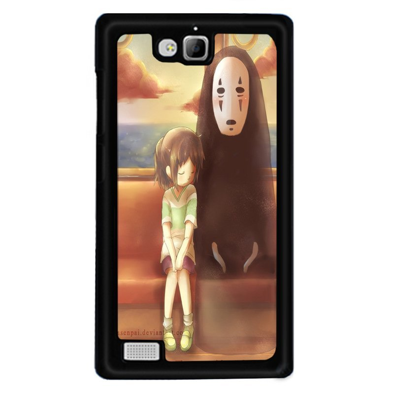 Y&M Spirited Away Huawei Honor 3c Phone Shells (Multicolor)