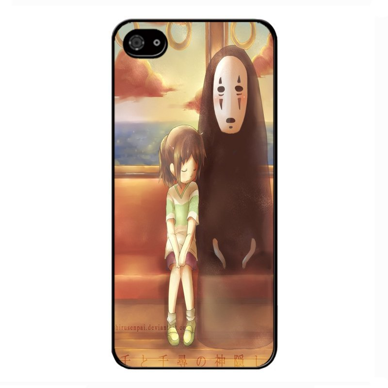 Y&M Spirited Away iPhone 4 4S Phone Shells (Multicolor)