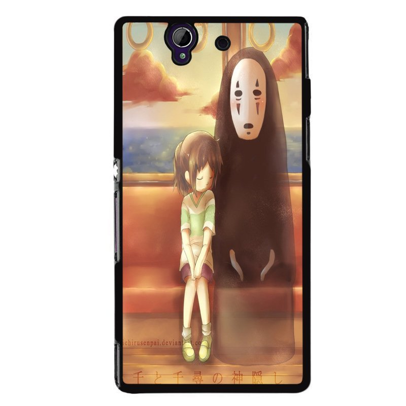 Y&M Spirited Away Sony L36H Phone Shells (Multicolor)