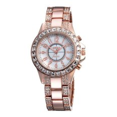 YJJZB Counter Genuine Luxury Diamond Lady Qin Wei Quartz Bracelet Watch Manufacturers Selling Hot Explosion Models W4334