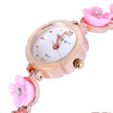 YJJZB Kinggirl Authentic Korean Fashion Bracelet Watch Inlaid Diamond Flower Lady Fashion Watch Factory Direct Wholesale