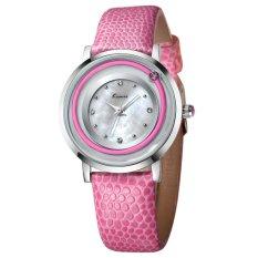 YJJZB Ms. KIMIO Quartz Watch Fashion Bracelet Watch Fashion Female Form 546m (Pimk)