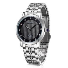 YJJZB Scratch Mirror Sports Watches Longbo New Diamond Fashion Men's Watches Waterproof Luminous