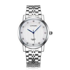 Yooyvso Scratch Mirror Sports Watches Longbo New Diamond Fashion Men's Watches Waterproof Luminous