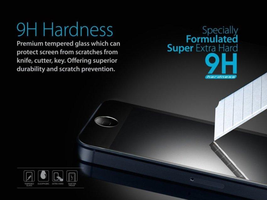 Zagbox Tempered Glass Samsung Tab A / T350