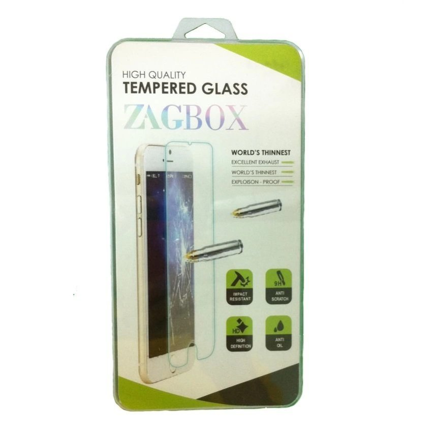 Zagbox Tempered Glass Zenfone Go 4.5 inch