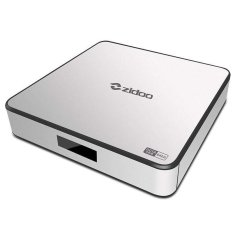 ZIDOO X6 Pro Smart Android TV Box (Silver) (Intl)