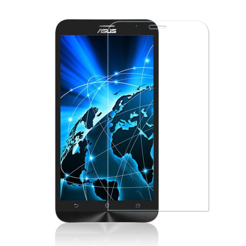 Zisure Premium Tempered Glass Screen Protector for Asus Zenfone 2 (Ultra Clear) (Intl)