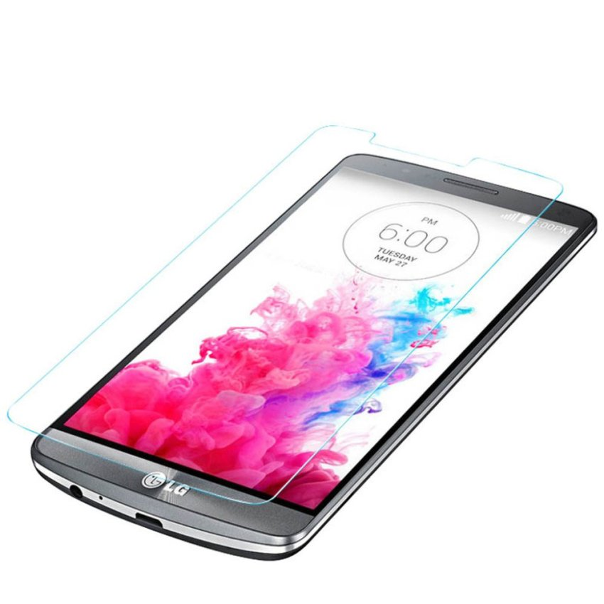 Zisure Premium Tempered Glass Screen Protector for LG G3 (Ultra Clear) (Intl)