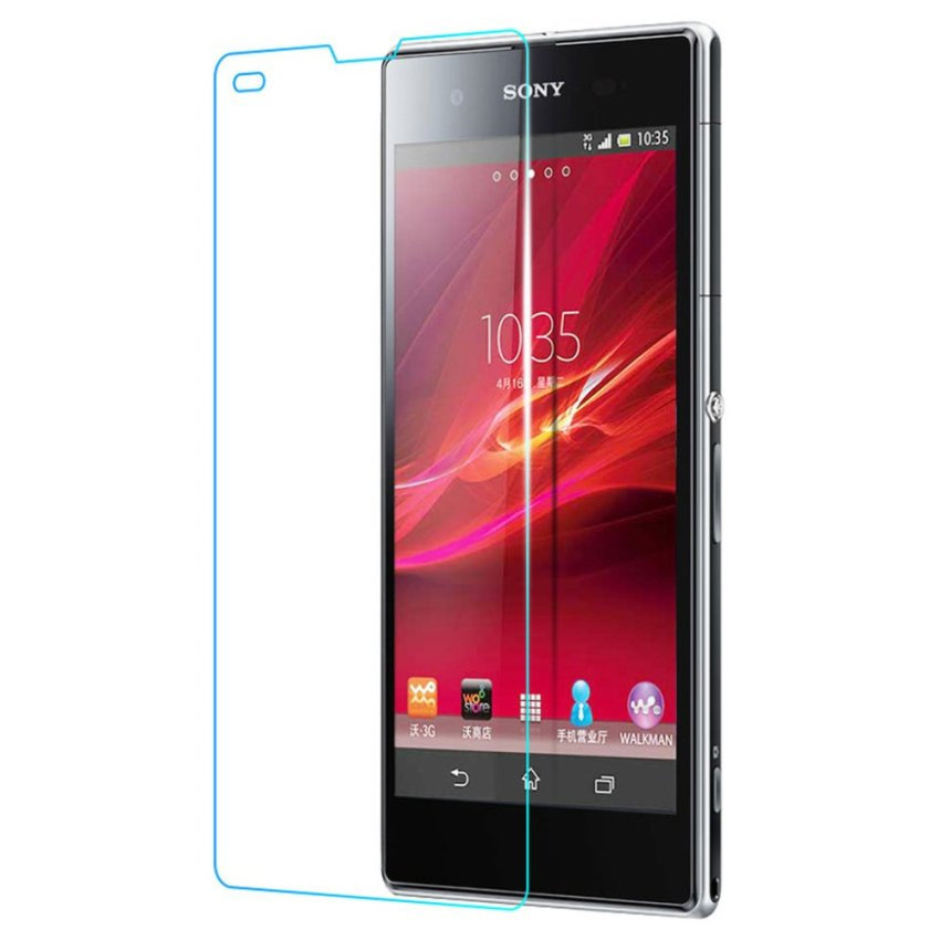 Zisure Premium Tempered Glass Screen Protector for SONY Z1 MINI (Ultra Clear) (Intl)