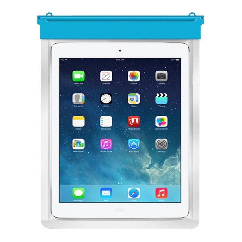 ZOE Epad Challenger Tablet Waterproof Bag - Biru