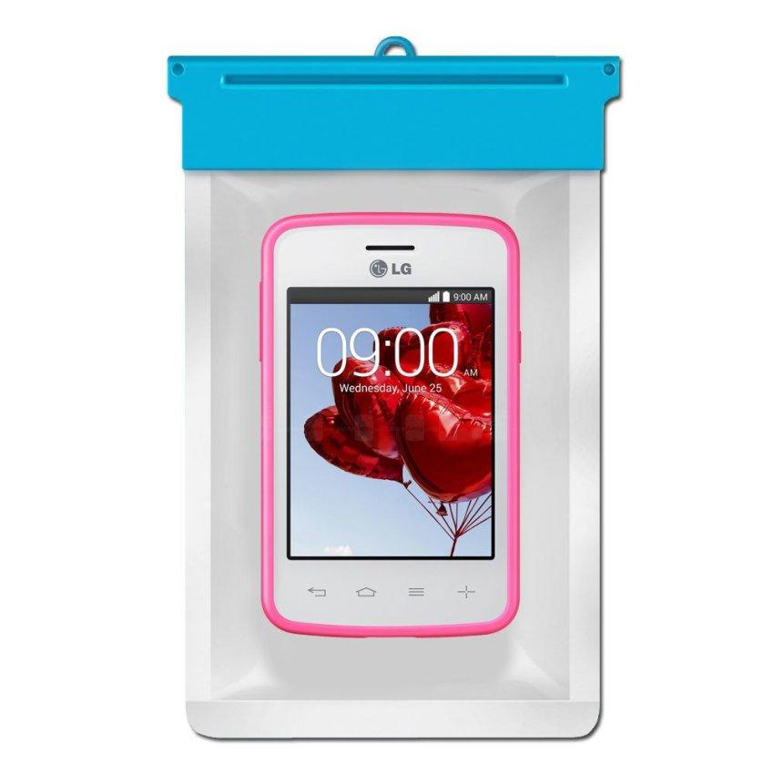 Zoe LG L30 Waterproof Bag - Biru