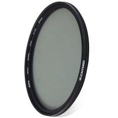 Zomei 67mm Ultra Thin CPL Circular Polarizer Glass Filter Lens (INTL)