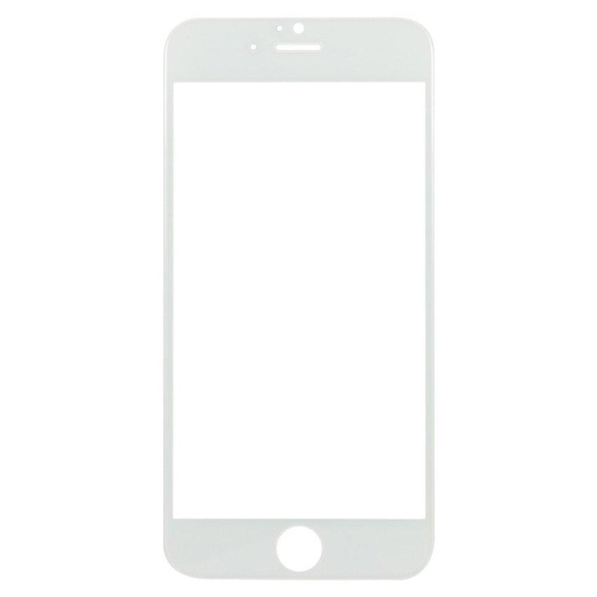 Zona Tempered Glass Full Frame for iPhone 6 - Putih