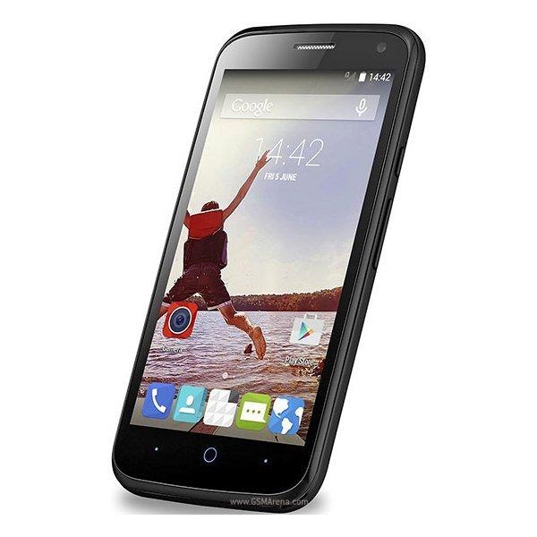 ZTE Blade Qlux 4G - 8 GB - Hitam