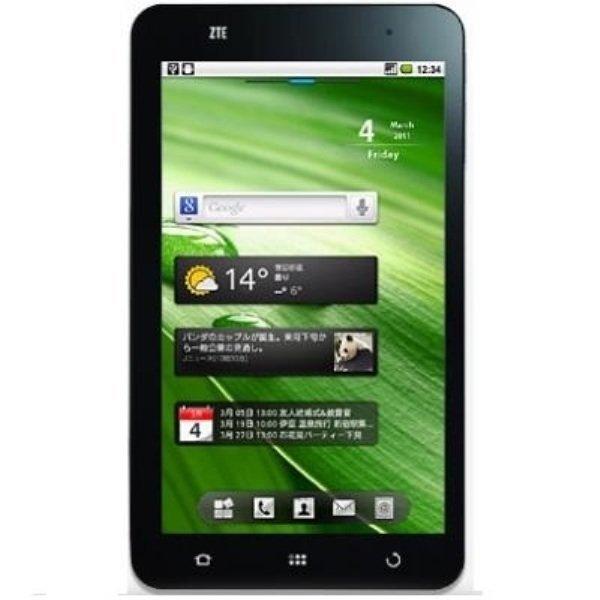 ZTE Light Tab V9c - 512 MB - Hitam