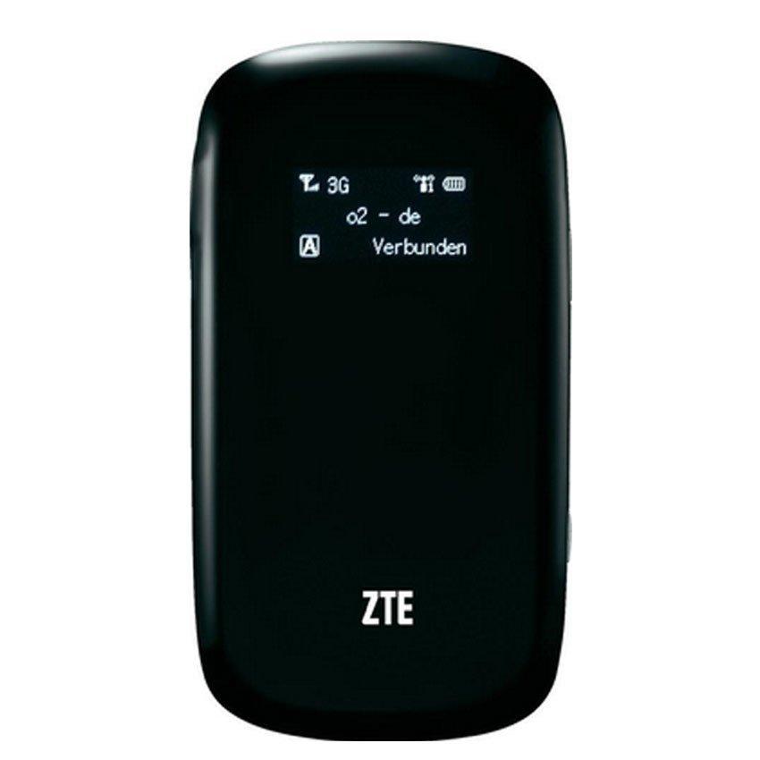 ZTE MF60 Modem Mifi GSM 21Mbps Super Slim - Hitam