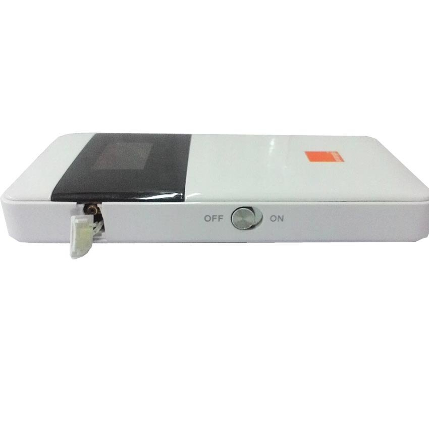 ZTE MF63 Mobile Hotspot Speed 21 Mbps 3G Share Up to 6 Client - Support All Gsm - Putih
