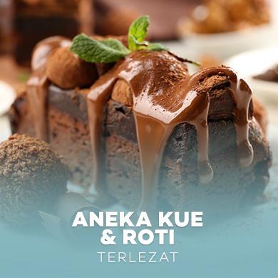 Aneka Kue & Roti