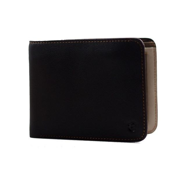 Dompet Pria Kulit - Eagle Genuine Leather - E6861 - Coklat