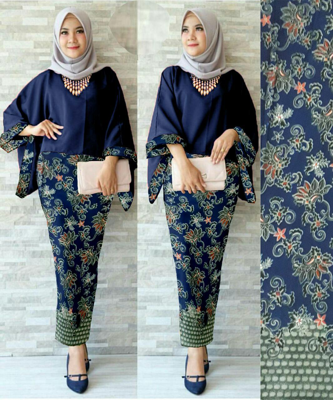 Tk set 2in1 batwing nani navy