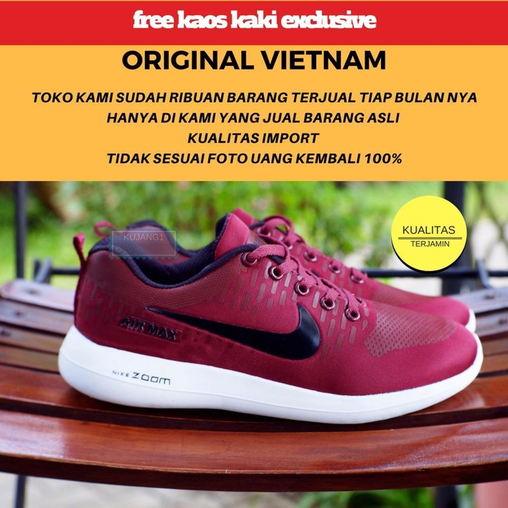 Jual Import Sepatu Lari Nike Zoom Max Fashion Pria