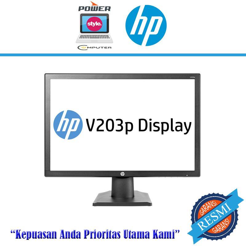 HP V203p 19.5-inch Monitor