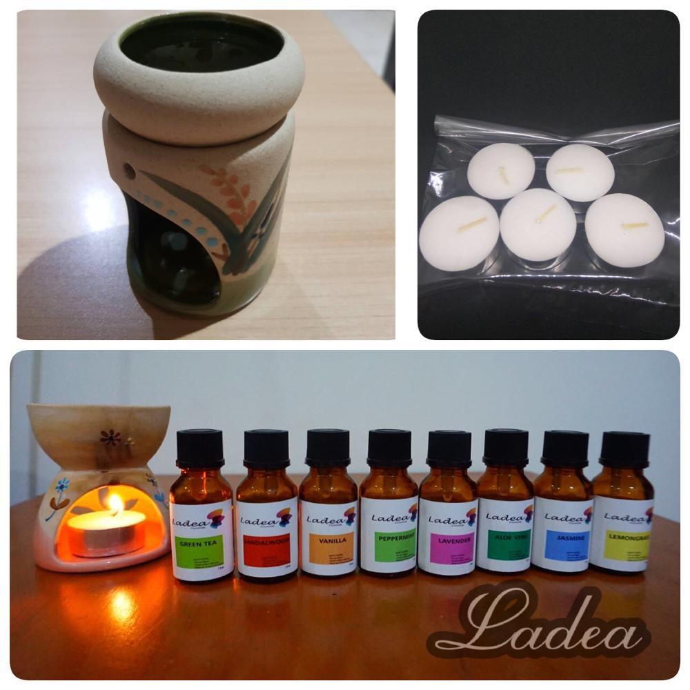 Cek Harga Baru Paket Hemat Aromatherapy Essential Oil Pengharum Aroma Terapi Ruangan 1