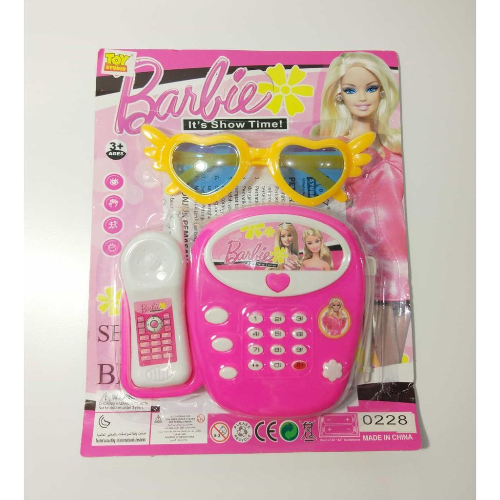 Mainan HP Model Telepon Rumah   Kacamata Mainan Lucu Murah Meriah