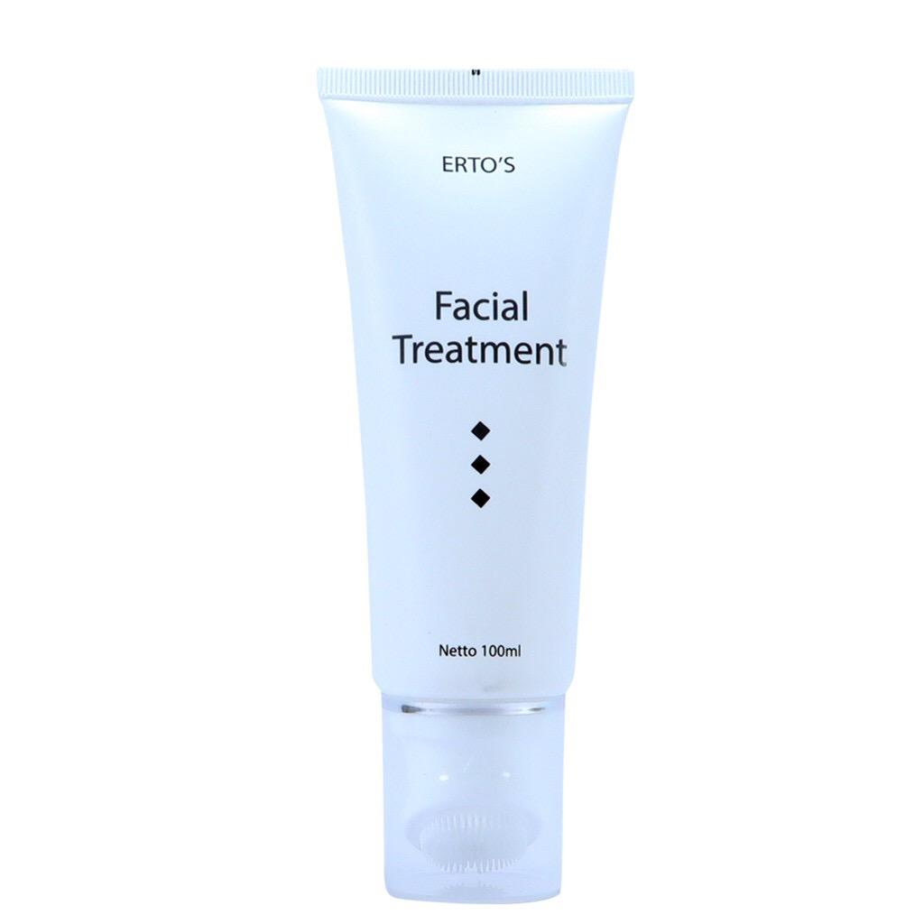 Ertos Beauty Indonesia ERTO'S facial treatment