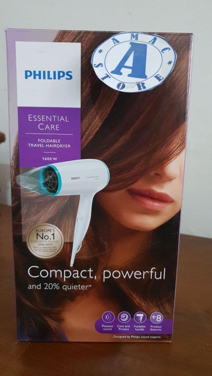 PHILIPS BHD006-00 Drycare Essential Hair Dryer - BHD006 Garansi Resmi