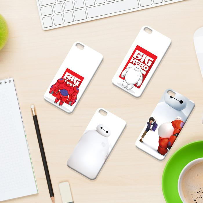 PROMO TERBATAS!!! Casing Baymax Big Hero 6  Case Hp Handphone Iphone Samsung Sony LG A17 Terbaru